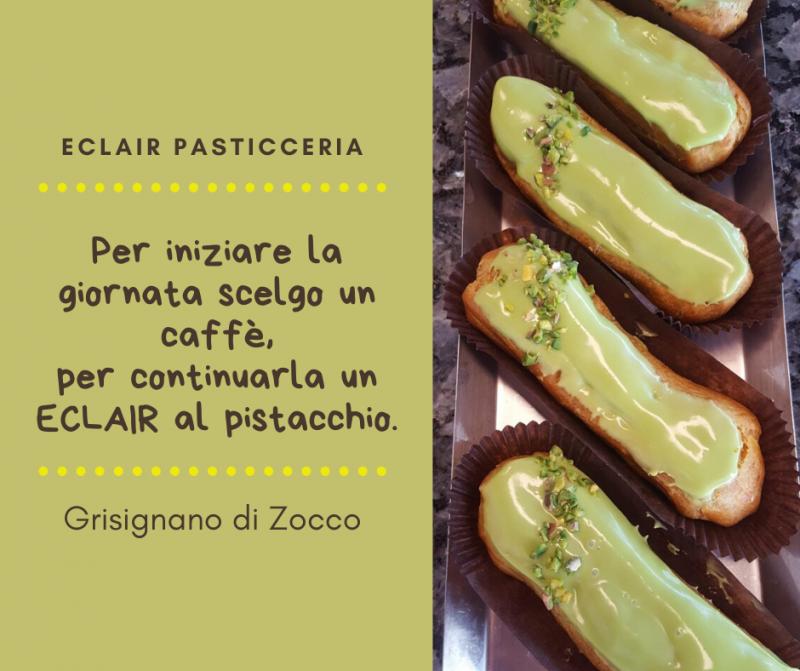 Pasticceria Eclair