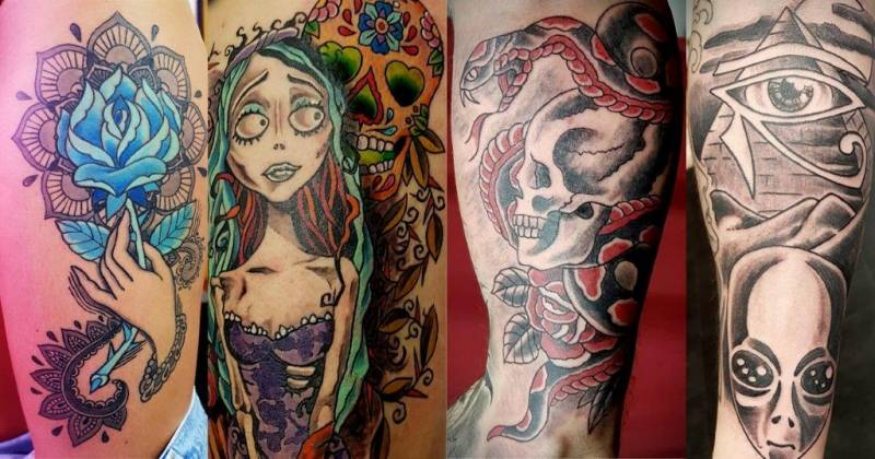 Max Mantoan tattoo & painting