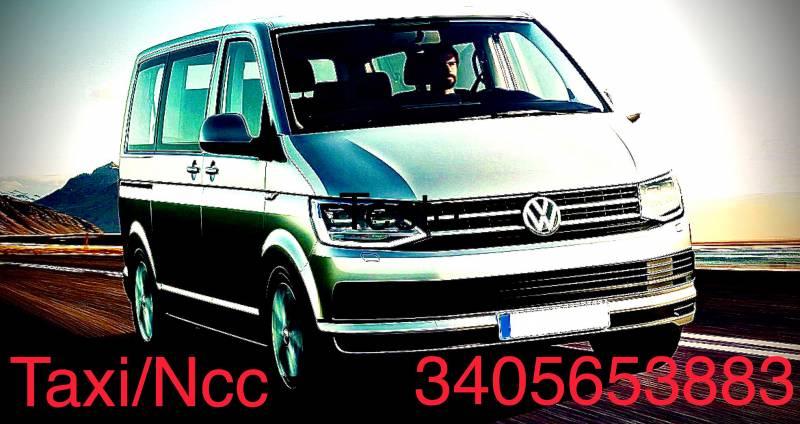 ESSERRE – taxi/noleggio con conducente