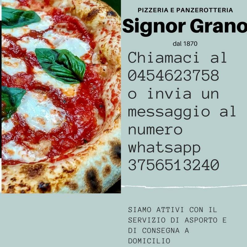 SIGNOR GRANO