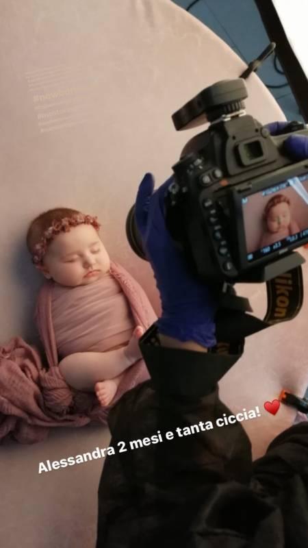Elisa Spreafichi Fotografa di Neonati – Gravidanza – Bambini