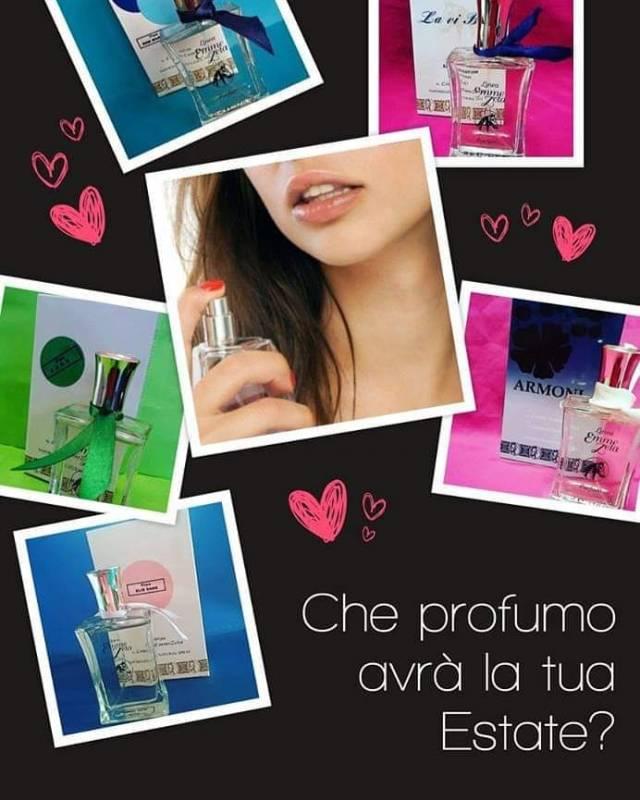 Linea Emmezeta Parfum