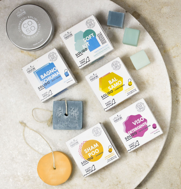 Bioprofumeria Magie di sapone