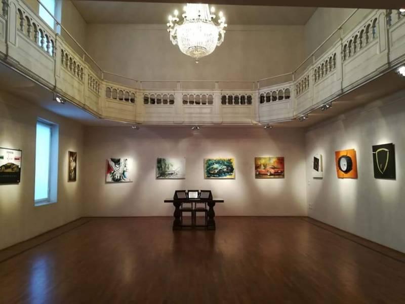 Associazione Culturale L'Atelier dell'Artista