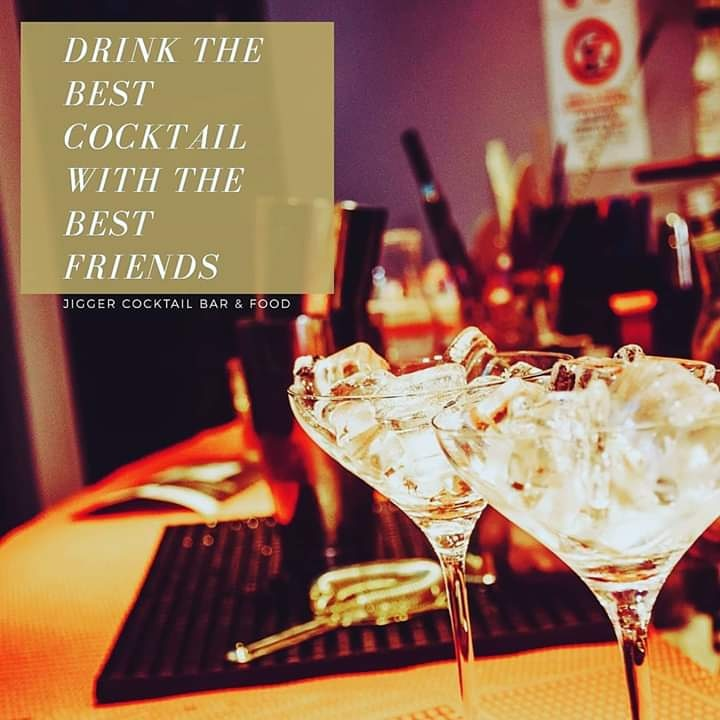 Jigger Cocktail Bar & Food