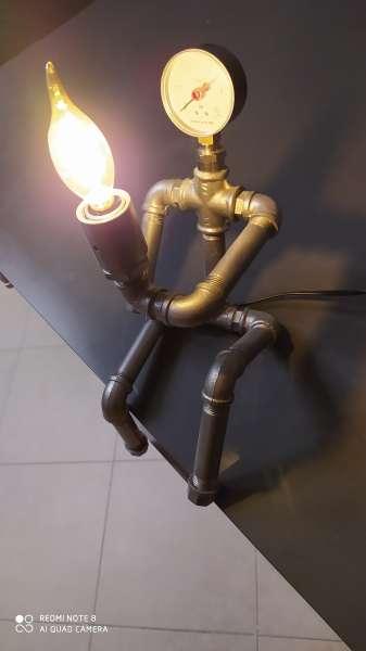 Lampade Industriali Artigianali