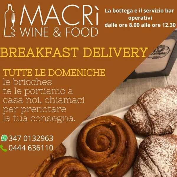 Macrì Wine & Food di Crivellaro Gian Luca