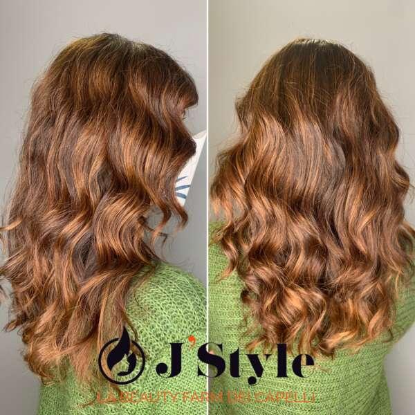 J'Style la Beauty Farm dei capello