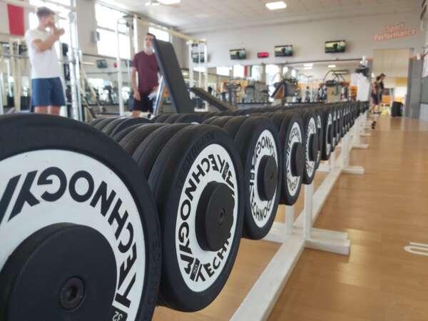 AREAE  Acquatic & Fitness Center