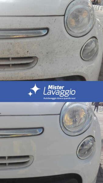 Mister lavaggio (Treviso-Davide)