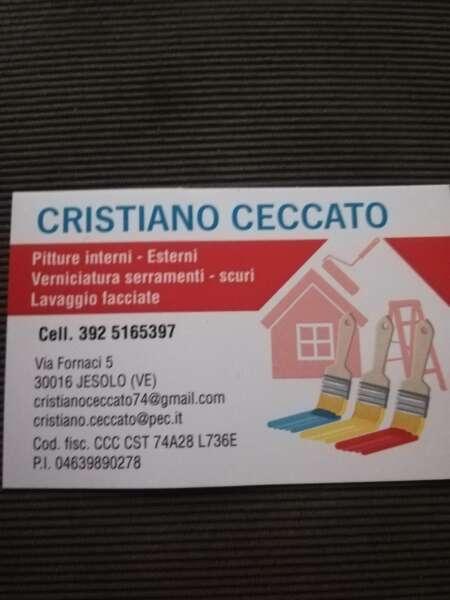 Cristiano Ceccato Dipinture