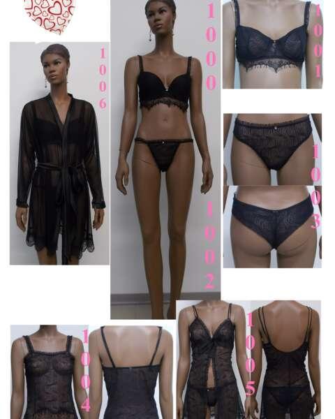 Vanity intimo e abbigliamento