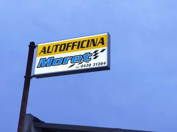 Autofficina Moret S.A.S.